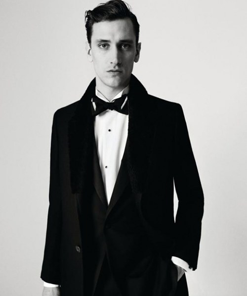Alfred Dunhill Fall/Winter 2011 Lookbook