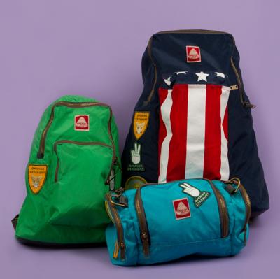 FNO 2011   Jansport Backpacks for Opening Ceremony