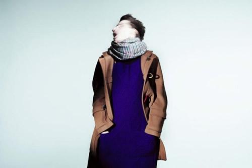 Raf Simons Fall/Winter 2011 Ad Campaign