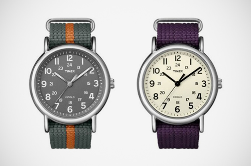 Introducing | Timex Weekender Watch Collection