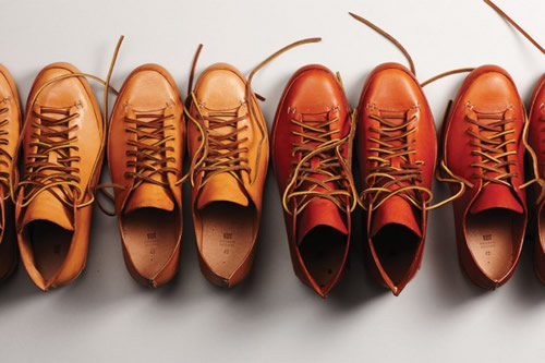 Feit Spring 2012 Hand Sewn Reconnaissance Collection