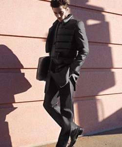 Louis Vuitton Men's Fall/Winter 2011 Collection