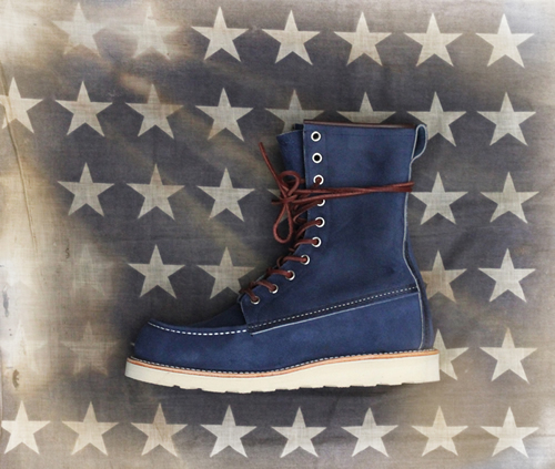 Red Wing Shoes Amsterdam Online Store - Por Homme