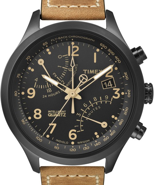 Introducing | Timex 'Intelligent Quartz' Fly-back Chronograph
