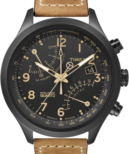 Introducing | Timex 'Intelligent Quartz' Fly-back Chronograph