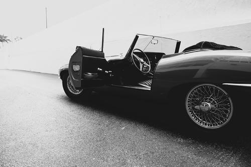 Closer Look   1964 Jaguar XKE
