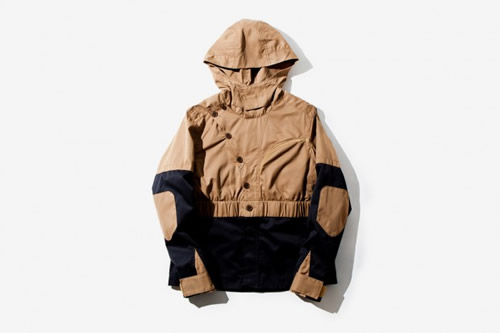 BEAMS Hybrid Jacket