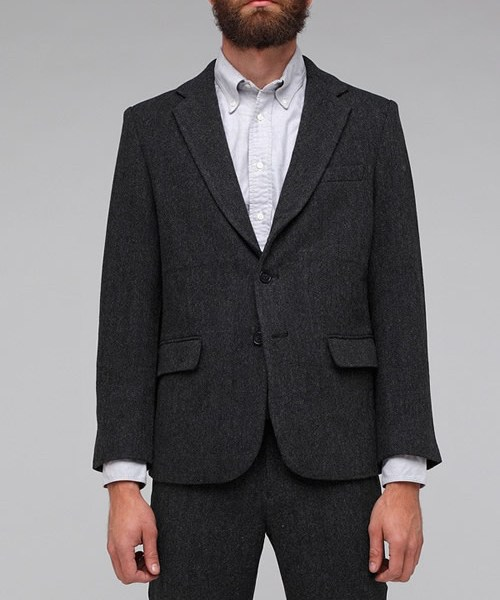 General Assembly Holiday Tweed Blazer