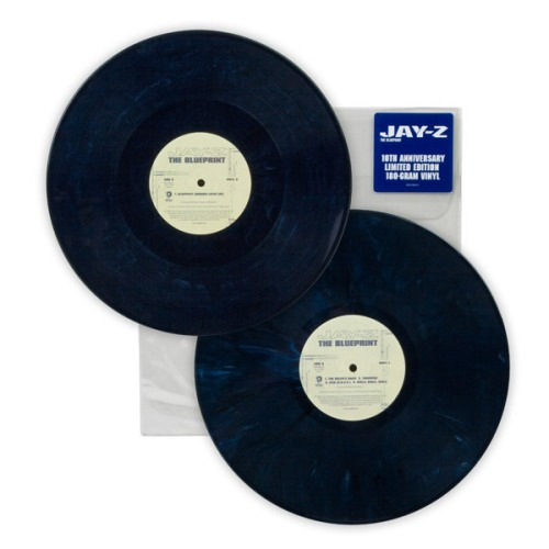 Jay-Z 'The Blueprint' 10th Anniversary Vinyl