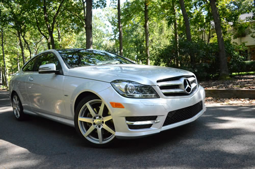 #CCoupeYourWeek | 2012 Mercedes-Benz C350 Coupe