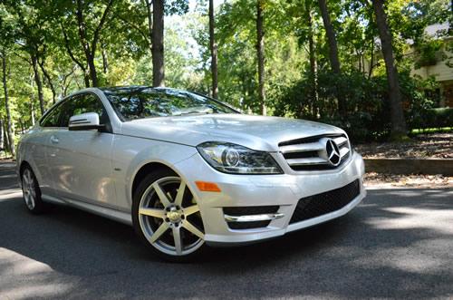 #CCoupeYourWeek | 2012 Mercedes-Benz C350 Coupe