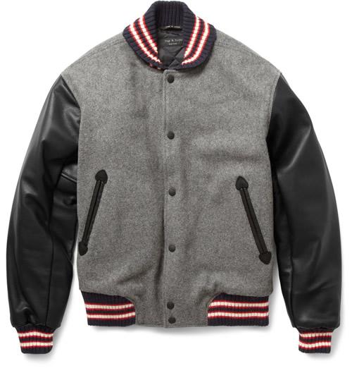 rag & bone Varsity Jacket