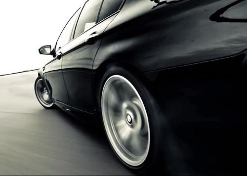 2012 BMW M5 Twin-Turbo V8 Engine