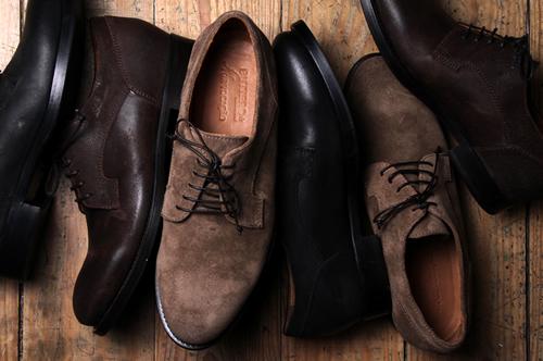 Buttero x Por Vocacao Derby Shoes