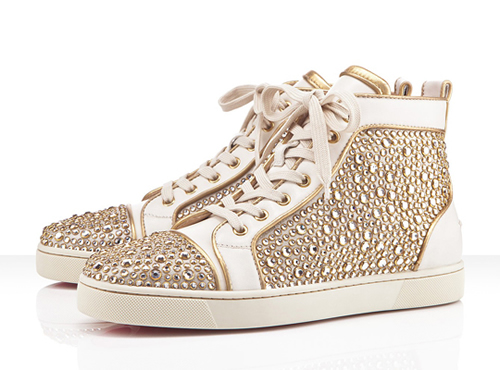 Preview   Christian Louboutin Spring/Summer 2012 Sneakers