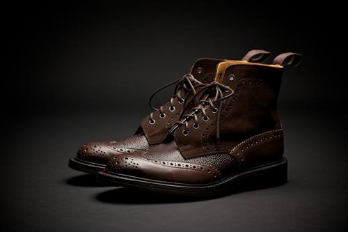 Superdenim x Tricker's Fall/Winter 2011 Footwear Collection