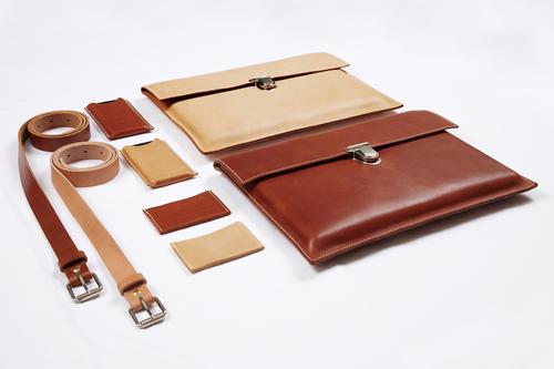 Gant Rugger Leather Goods Holiday 2011 Collection