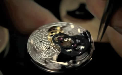 Nowness | Louis Vuitton Tambour Minute Repeater