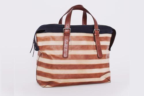 Dries Van Noten Leather Bag for Spring 2012