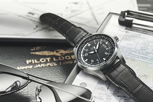 IWC Pilot's Watch Worldtimer at SIHH 2012