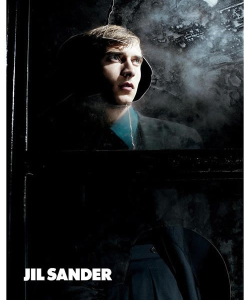 Jil Sander Spring/Summer 2012 Ad Campaign