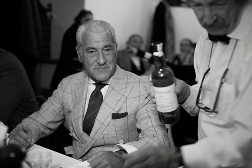 The Sartorialist | Lunch for 25 Video, Pitti Uomo Jan 2012