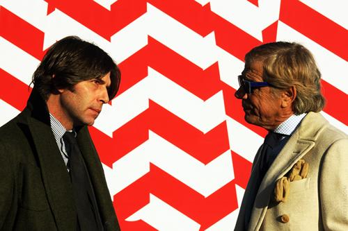 Pitti Uomo 2012 Street Style - Men in Florence
