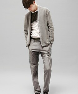 Stephan Schneider Spring/Summer 2012 Men's Collection