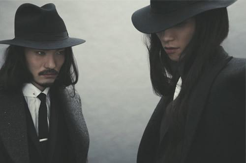 Ozwald Boateng Fall/Winter 2012 Collection at London Fashion Week