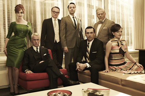 Mad Men Season 5 Premieres Tonight