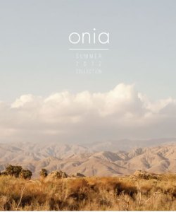 Onia Summer 2012 Lookbook - Men's Swimwear