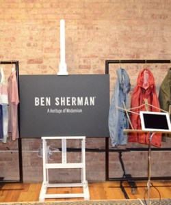 Ben Sherman Plectrum 'Jazz Life' Collection - Spring 2013