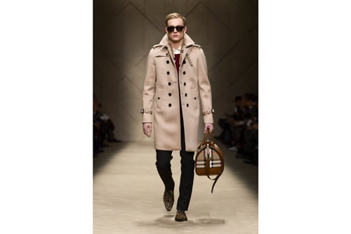 MFW | Burberry Prorsum Fall/Winter 2013 Collection