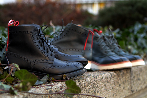 Ronnie Fieg x Grenson 2013 Footwear Collection