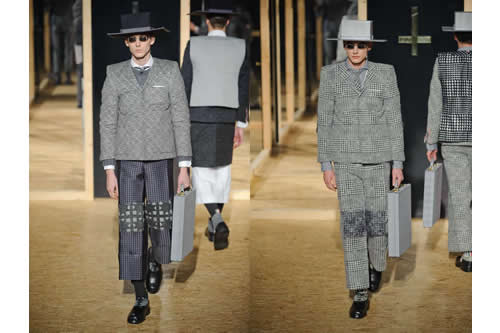 PFW | Thom Browne Fall/Winter 2013 Collection