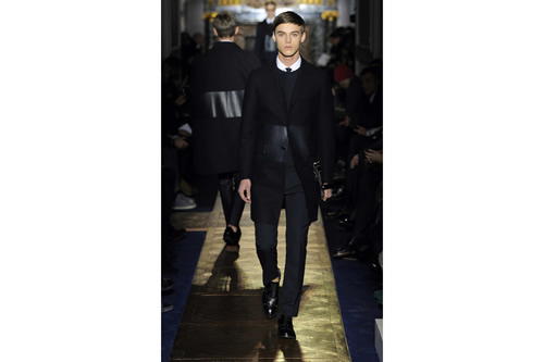 PFW   Valentino Men's Fall/Winter 2013 Collection
