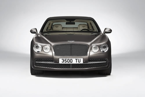 First Look | New Bentley Flying Spur