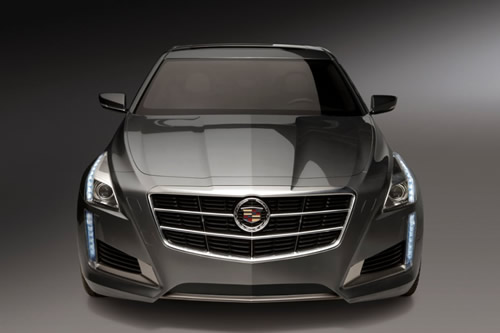 Official   2014 Cadillac CTS