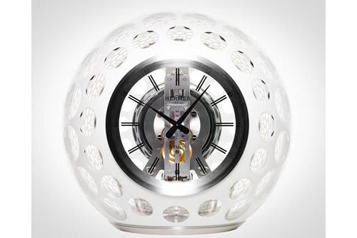 Hermès Atmos Clock by Jaeger-LeCoultre