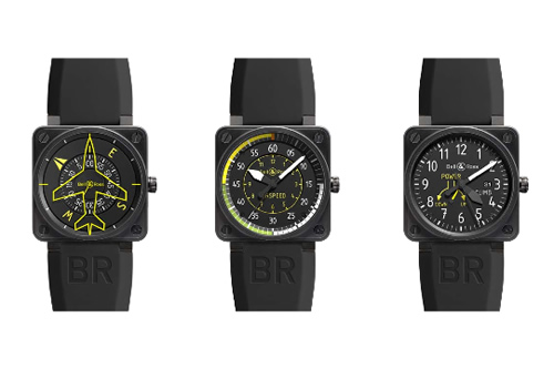 Bell & Ross BR01 Aviation Collection