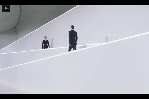 Dior Homme Fall/Winter 2013 Runway Show in Beijing