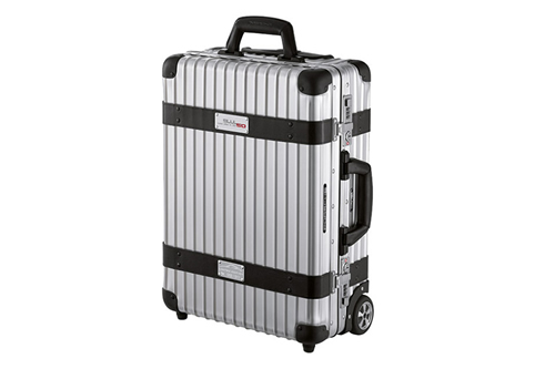 Porsche x Rimowa 50 Years of 911 Trolley Case