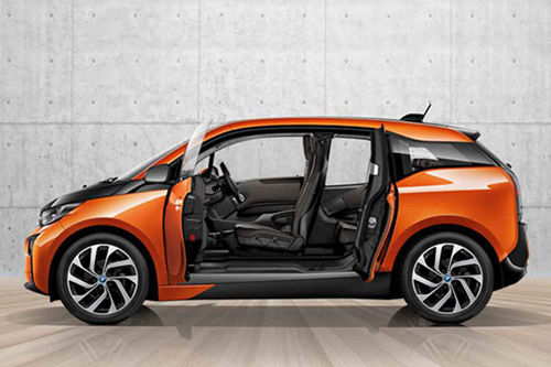 Official   BMW All-Electric i3