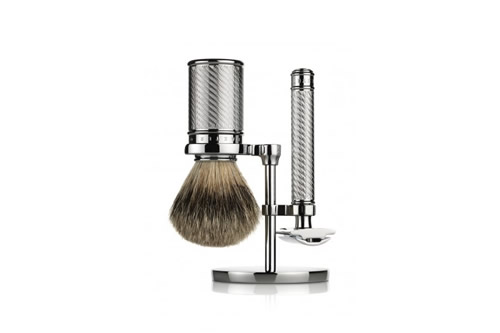 Baxter of California Double-Edged Safety Razor Set