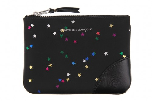 COMME des GARCONS Fall/Winter 2012 Stars Wallet Collection