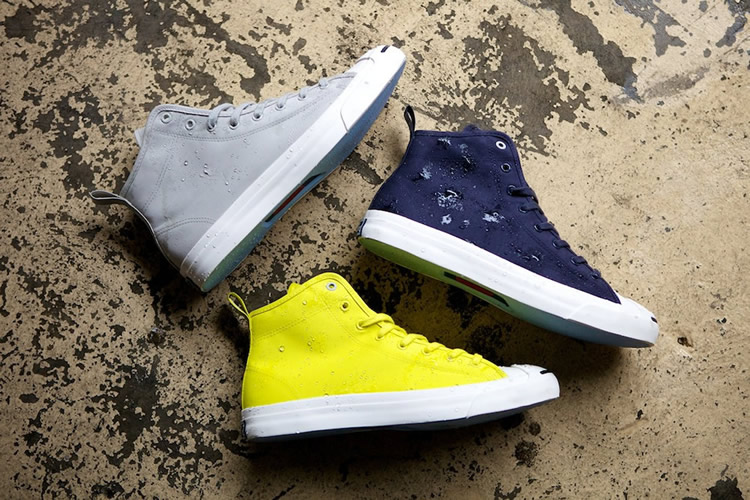 9094a799a24a3b Hancock Vulcanised Articles x Converse First String Jack Purcell for Spring  2014