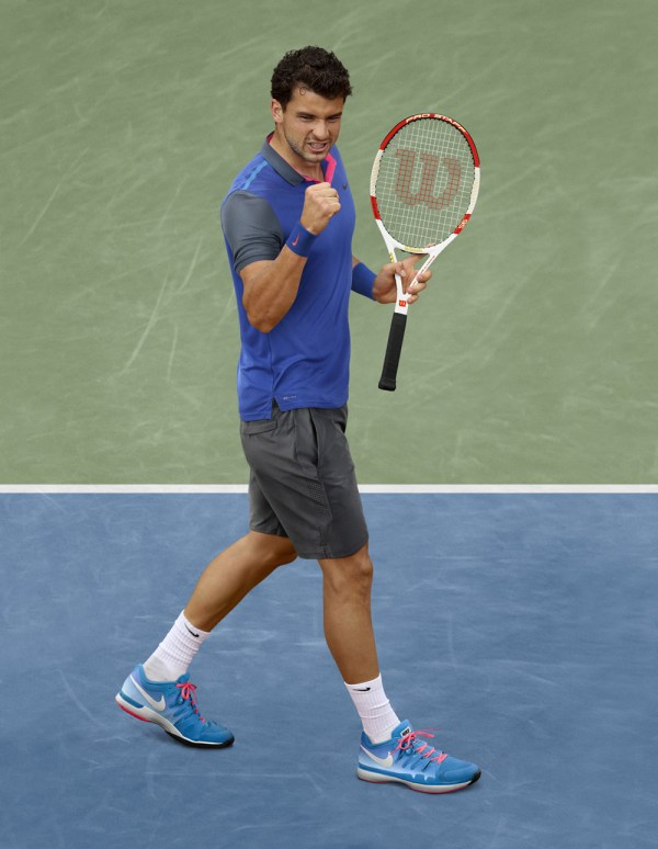 406f995143 Nike Tennis x 2014 US Open Key Looks - Por Homme - Contemporary ...