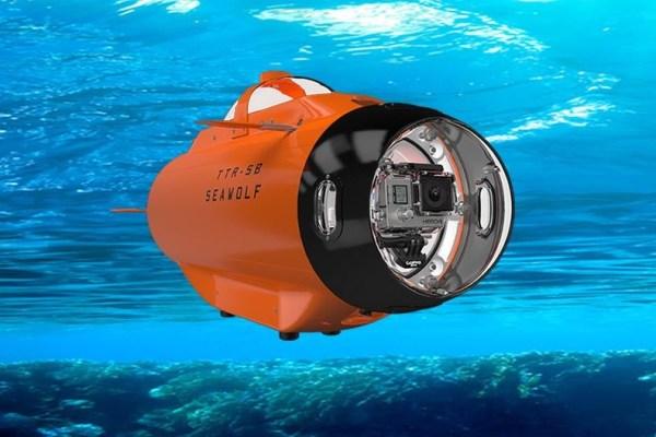 TTR-SB Seawolf 1