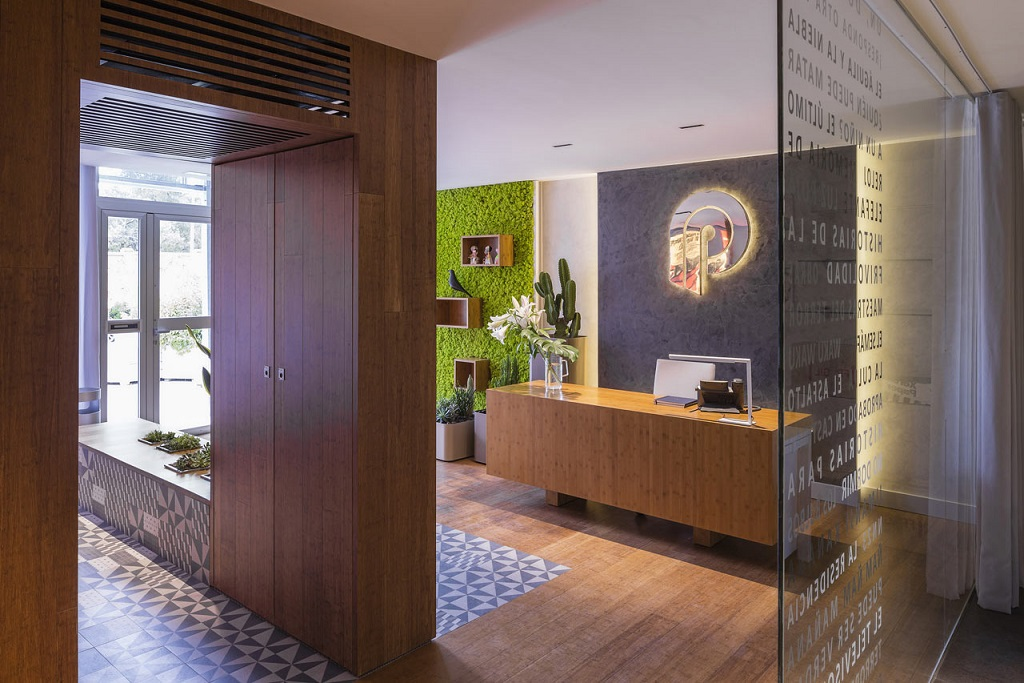 Prointel Office Renovation By Agi Architects