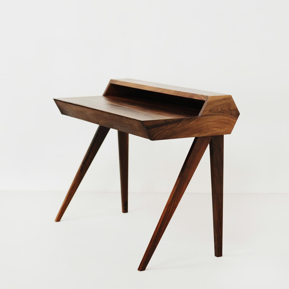 wood chair accessories swivel no wheels lampemm geometric furniture 2015